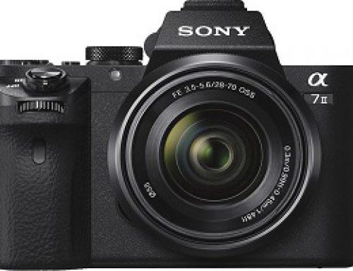 Sony Alpha a7 II ကိုပြန်လည်ဆန်းစစ်ခြင်း