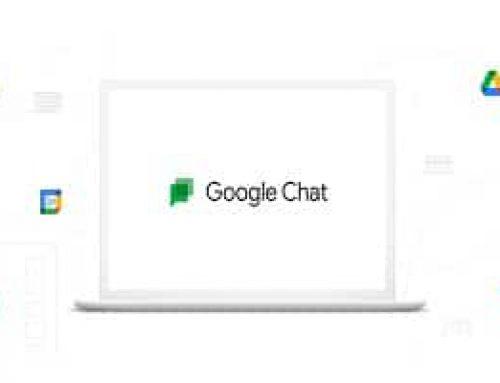 Google Chat ကို  အသုံးပြုရန် ဘယ်လို လုပ်ဆောင်ရလဲ ?