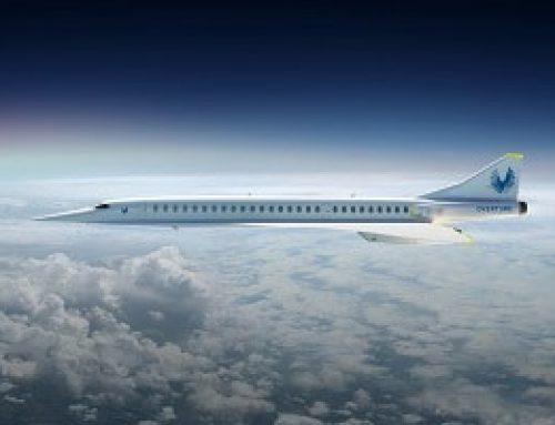 United Airlines သည် supersonic လေယာဉ်များကို ပြန်လည်ပြေးဆွဲရန် လုပ်ဆောင်