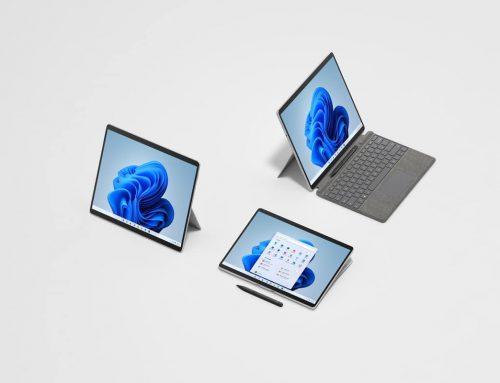 Bigger 13-inch 120Hz display နှင့် Thunderbolt တို့ ပါ၀င်တဲ့ Surface Pro 8