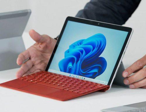 Surface Go 3 ဟာ Intel processors အသစ်များကို ရရှိပြီပဲ ဖြစ်ပါတယ်